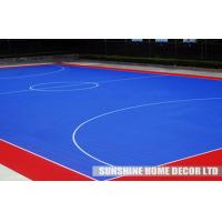 Wholesale Multi-purpose Interlocking Plastic Indoor / Outdoor Badminton Court Flooring from china suppliers