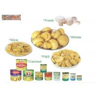 Wholesale Delicious Canned Marinated Mushrooms Champignon Vegetable Brined Food from china suppliers