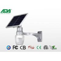 Wholesale Lawn Outdoor Led Street Lights , Solar Powered Led Street Lights For Villa / Garden from china suppliers