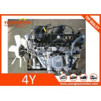 Wholesale Complete Engine Cylinder Block For Toyota 3Y 4Y 1RZ  2RZ  3RZ Toyota Forklift Engine from china suppliers
