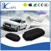 Wholesale LKGPS@GPS Tracker Mini For Logistic Vehicle / School Bus  ----Black LK209A from china suppliers