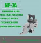portable bag closer machine GK9-018 SINGLE NEEDLE SINGLE LINE