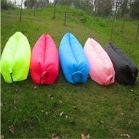 Wholesale Inflatable Outdoor Leisure Equipment 260cm X 70cm Nylon Ripstop Sleeping Bag from china suppliers