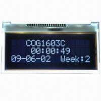 Quality COG Character LCD Module with Metal Pin for sale