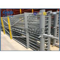 Wholesale Stainless Steel Boiler Economizer Bare Tube Type With Headers On Painted SCR System Recovery Flue Gas from china suppliers
