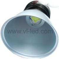 Wholesale 85 - 265V AC 34W 2700 - 3800K 2 PIN Wires Warm White LED Industrial High Bay Light Fixture from china suppliers