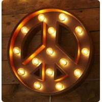 Wholesale LED Marquee Vintage Letter Lights , Holiday Decoration Light Bulb Signs Letters from china suppliers