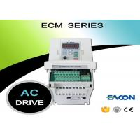 Wholesale AC / AC Single Phase Variable Frequency Drive VFD Electrical White ECM Series from china suppliers