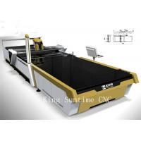 Wholesale High Precision Automatic Cloth Cutting Machine Multi Function Cutting System from china suppliers