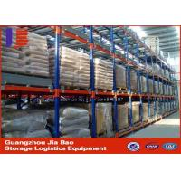 Wholesale Commercial Vertical Pallet Heavy Duty Storage Racks For Warehouse / Supermarket from china suppliers