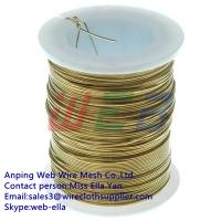 Wholesale brass wire (Anping Manufacturer) from china suppliers
