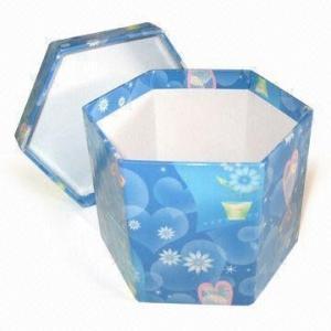 China custom gift box on sale