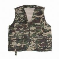 Wholesale Fishing Vest, Available in Different Colors and Sizes, Suitable for Outdoor Work from china suppliers