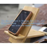 Buy cheap Wooden mobile phone protective shell, wooden cell phone case, Apple phone 4S, Apple phone from wholesalers