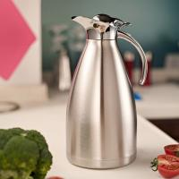 Wholesale 2017 Stainless steel vacuum carafe jug 1L, 1.5L, 2L Double Layer Thermos flask from china suppliers