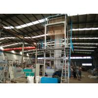 Wholesale SJ-110 2500mm PE film extruder machine for greenhouse cover from china suppliers