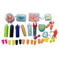 Wholesale Various Size Anti - Noise Ear Plugs , Silicone Ear Plugs For Sports from china suppliers