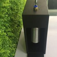 Wholesale Black Metal Large Area Scent Diffuser With Timer / Wall Mountable Hvac Scent Diffuser 1000ml from china suppliers