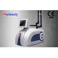 Quality 30W USA RF metal tube Ultrapulse CO2 fractional laser machine for acne scar removal for sale