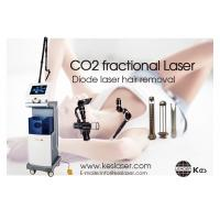 Quality Co2 Fractional Laser Machine , Vaginal Rejuvenation Cold Laser Therapy Machine MED-870+ for sale