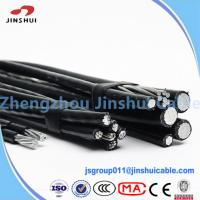 Wholesale AAAC Wire Hippa Triplex Service Drop Cable PE Insulated Environmental Protection from china suppliers