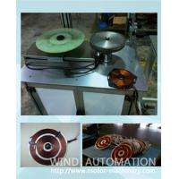 Wholesale Copper wire and Aluminum wire coils winding machine for induction cooker manufacuring from china suppliers