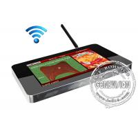 Wholesale Wifi Digital Signage 22 inch 1680 x 1050 Support AVI / MP3 / JPG from china suppliers