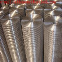 Wholesale stainless steel welded wire mesh/SUS 202 304 316 316L Stainless steel wire mesh/3*3 stainless steel welded wire mesh from china suppliers