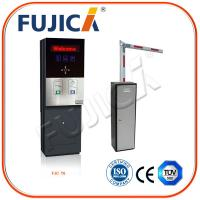 Quality Mifar -1 Card Car Park System Automatic Vehicle Parking System FJC - T6 for sale