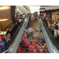 Wholesale Full color Printing 3D Floor Stickers / anti - slip Wall Sticker Printing for Floor Display from china suppliers