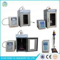 Wholesale 1000W Ultrasonic homogenizer/ultrasonic processor for lab use from china suppliers