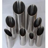 Wholesale Gr2 Polished Titanium Exhaust Pipe Corrosion Resistance With ASTM B338 from china suppliers