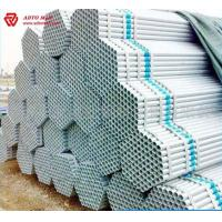Quality Hot Export Dipped Galvanized Tube For Construction for sale