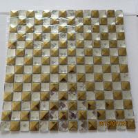 Wholesale 304 stainless steel mosaic tiles( WITH CRYSTAL ) from china suppliers