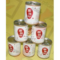 Wholesale OEM Easy Open Lid Paper Cans Packaging Recyclable For Food from china suppliers