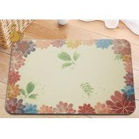 Wholesale The Circular And Deodorant Natural Diatomaceous Earth Bath Mat from china suppliers