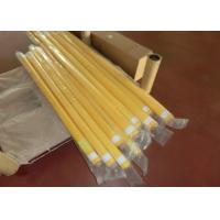 Buy cheap High Air Permeability Polyester Silk Screen Printing Mesh With Long Work Life from wholesalers