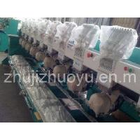 Wholesale Ten Heads Cap Embroidery Machine from china suppliers