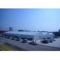 Wholesale 600 People Outdoor Clear Span Waterproof Tent For Backyard Party / Trade Show from china suppliers