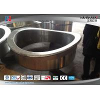 Wholesale Large Scale Forging Stainless Steel Weld Neck Flanges Rough Machining from china suppliers