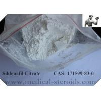 Wholesale Sex Drug Male Enhancement Steroids Sildenafil Citrate Viagra Revatio CAS 171599-83-0 from china suppliers