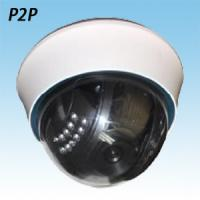 Wholesale WiFi Dome IP Camera with P2P from china suppliers