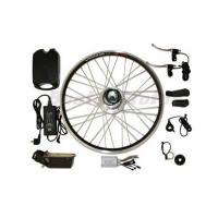 "Wholesale CE approved 26"" or 28"" electric bike conversion kits Full Package with 10AH li-ion from china suppliers"