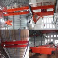 Wholesale Provide QD type electromotive double girder crane 5-32 t 16 * 16 m from china suppliers