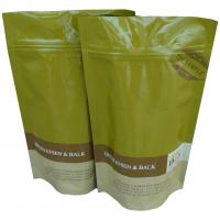 Wholesale PET Tea Plastic Packaging Bags with Bottom Gusset from china suppliers