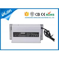 Wholesale Guangzhou factory ce rohs 900W 48V lead acid 15a battery charger for three wheels e-scooter from china suppliers