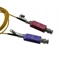 Wholesale Mini HD-SDI Fiber Optic Extender, one-way transmission, 0~30KM, USB power supply from china suppliers