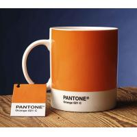 Wholesale Export PANTONE colors cup Color numbers ceramic mug from china suppliers