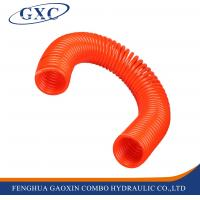 Wholesale 10M 5/16 Inch Size PU Spring Tube Flexibility Polyurethane Coil Hose from china suppliers