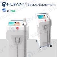 Wholesale Permanent painless hair removal machine NUBWAY 808 diode laser hair removal from china suppliers
